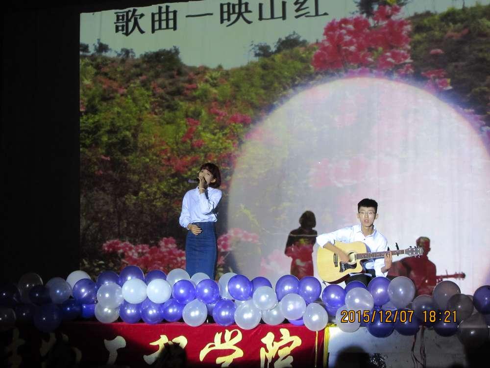 9吉他弹唱-映山红