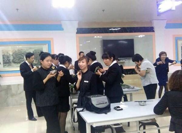 经贸分院酒店管理专业学生赴北京实习-黑龙江农业
