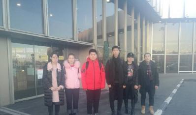 2016级学生赴莫斯科州社会国立大学交流学习